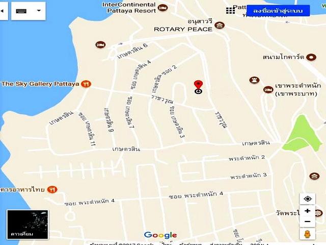ที่ดินเหมาะสร้างคอนโด  land for condo building-สำหรับ-ขาย-เขาพระตำหนักพัทยา-khao-pratumnak-hill 20171011133919.jpg