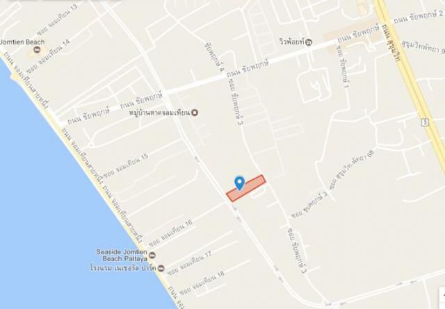 ที่ดินเหมาะสร้างคอนโด  land for condo building-สำหรับ-ขาย-หาดจอมเทียน-jomtien-beach 20200712074949.jpg
