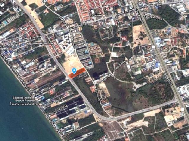 ที่ดินเหมาะสร้างคอนโด  land for condo building-สำหรับ-ขาย-หาดจอมเทียน-jomtien-beach 20200712091955.jpg